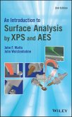 An Introduction to Surface Analysis by XPS and AES (eBook, PDF)