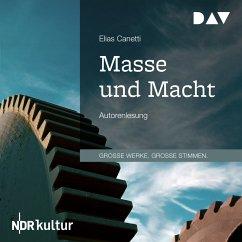 Masse und Macht (MP3-Download) - Canetti, Elias
