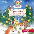 Tiger und Bär, es weihnachtet sehr! (MP3-Download)