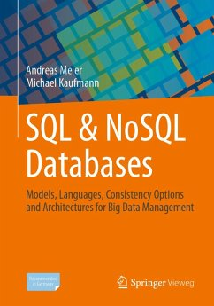 SQL & NoSQL Databases (eBook, PDF) - Meier, Andreas; Kaufmann, Michael
