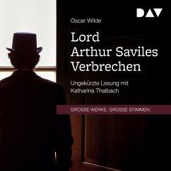 Lord Arthur Saviles Verbrechen (MP3-Download) - Wilde, Oscar