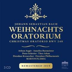 Bach:Weihnachtsoratorium (2019 Remaster) - Flämig/Dresdner Kreuzchor/Dresdner Philharmonie