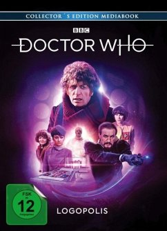 Doctor Who - Vierter Doktor - Logopolis Collector's Edition Mediabook - Baker,Tom/Waterhouse,Matthew/Ainley,Anthony/+