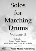 Solos for Marching Drums - Volume 2 (eBook, PDF)
