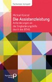 Die Assistenzleistung (eBook, PDF)