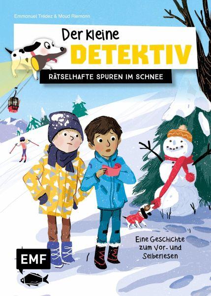 Buch-Reihe Der kleine Detektiv