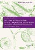 Der 5. Faszikel der Amoenitates Exoticae - die japanische Pflanzenkunde