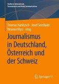 Journalismus in Deutschland, Österreich und der Schweiz
