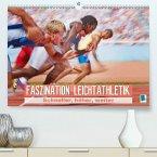 Faszination Leichtathletik: Schneller, höher, weiter (Premium, hochwertiger DIN A2 Wandkalender 2020, Kunstdruck in Hochglanz)