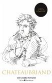 Chateaubriand : vie et oeuvre (auteur notamment de René, Atala, le Génie du christianisme ou encore les Mémoires d'outre-tombe)