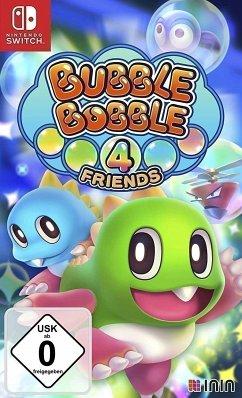 Bubble Bobble 4 Friends (Nintendo Switch)