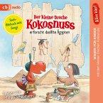 Der kleine Drache Kokosnuss erforscht das Alte Ägypten / Der kleine Drache Kokosnuss - Alles klar! Bd.3 (MP3-Download)