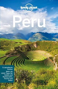 Lonely Planet Reiseführer Peru (eBook, PDF) - Mccarthy, Carolyn