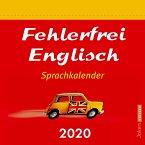 Fehlerfrei Englisch 2020