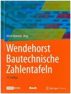 Wendehorst Bautechnische Zahlentafeln (Restauflage)