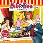 Bibi & Tina - Folge 94: Graf für einen Tag (MP3-Download)