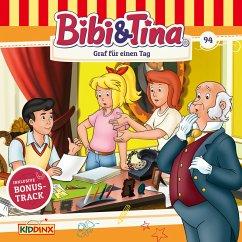 Bibi & Tina - Folge 94: Graf für einen Tag (MP3-Download) - von Bornstädt, Matthias