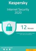 Kaspersky Internet Security 2020 Upgrade - 3 Geräte / 12 Monate (Download für Windows)