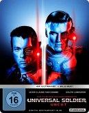 Universal Soldier Limited Steelbook Edition Uncut