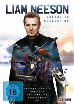 Liam Neeson Adrenalin Collection DVD-Box - Neeson,Liam/Moore,Julianne