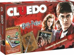 Cluedo, Harry Potter NEW WHITE Edition (Spiel)