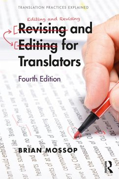 Revising and Editing for Translators (eBook, PDF) - Mossop, Brian