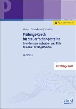 Prüfungs-Coach für Steuerfachangestellte - Kliewer, Ekkehard; Zschenderlein, Oliver; Schneider, Alexander