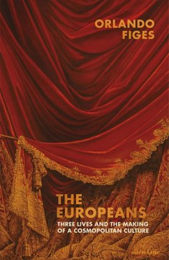 The Europeans - Figes, Orlando