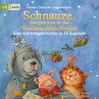 Schnauze, morgen kommt das Weihnachtsschwein! / Schnauze Bd.5 (MP3-Download)