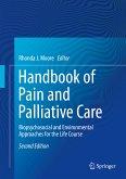 Handbook of Pain and Palliative Care (eBook, PDF)
