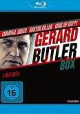 Gerard Butler Box BLU-RAY Box