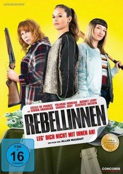 Rebellinnen - Leg' dich nicht mit ihnen an - Rebellinnen Dvd