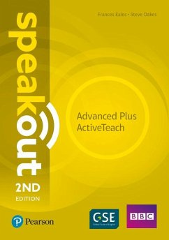 Speakout Advanced Plus 2nd Edition Active Teach, CD-ROM