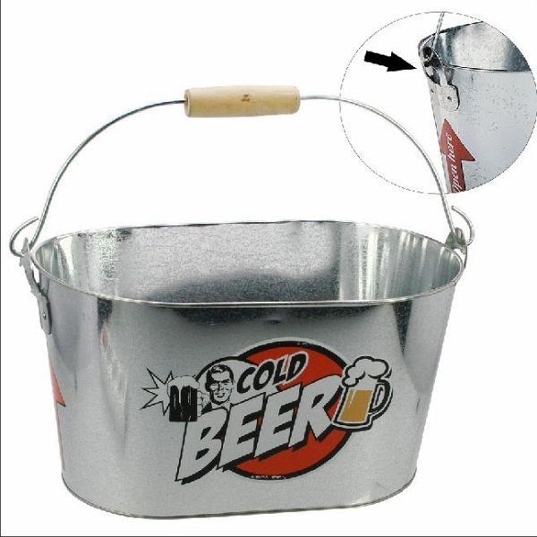 Bier-Metall-Eimer