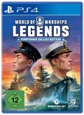 World of Warships Legends - Firepower Deluxe Ed. (PlayStation 4)