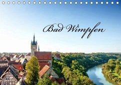 Bad Wimpfen. (Tischkalender 2020 DIN A5 quer) - Pfeiffer, Ralf