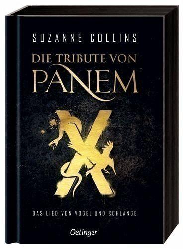 Buch-Reihe Die Tribute von Panem von Suzanne Collins