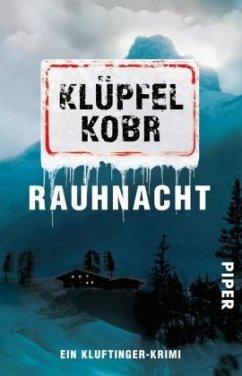 Rauhnacht - Klüpfel, Volker; Kobr, Michael