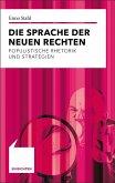 Die Sprache der Neuen Rechten (eBook, PDF)