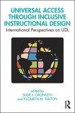 Universal Access Through Inclusive Instructional Design (eBook, ePUB)