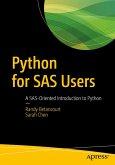 Python for SAS Users (eBook, PDF)