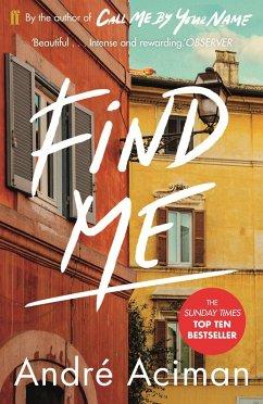Find Me - Aciman, Andre