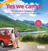 HOLIDAY Reisebuch: Yes we camp! Europa (eBook, ePUB)