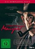 Kommissar Maigret - Die komplette Serie Gesamtedition