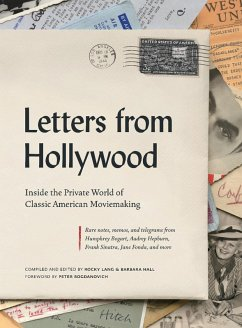 Letters from Hollywood (eBook, ePUB)