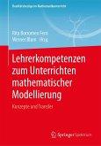 Lehrerkompetenzen zum Unterrichten mathematischer Modellierung (eBook, PDF)