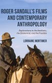 Roger Sandall's Films and Contemporary Anthropology (eBook, ePUB)