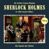 Sherlock Holmes, Die neuen Fälle, Fall 40: Die Speise der Götter (MP3-Download)