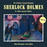 Sherlock Holmes, Die neuen Fälle, Fall 24: Das Monster von Soho (MP3-Download)
