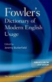 Fowler's Dictionary of Modern English Usage (eBook, ePUB)